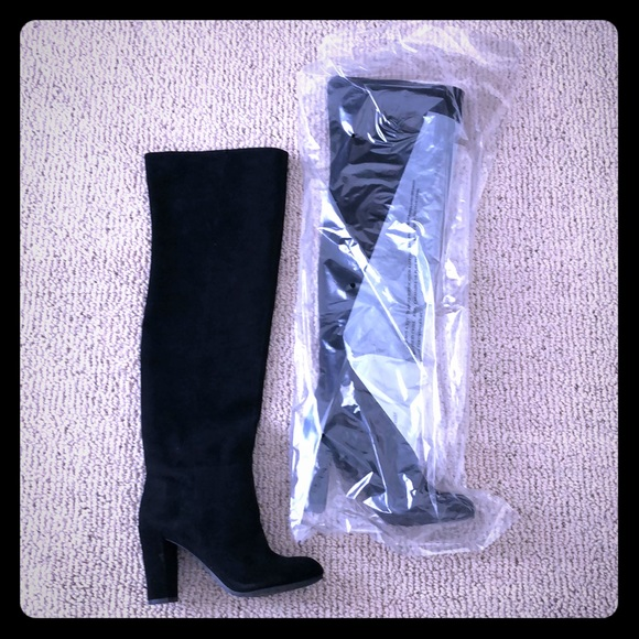 28ec94a601f OTK Nine West Snowfall Suede Boots-New in Box
